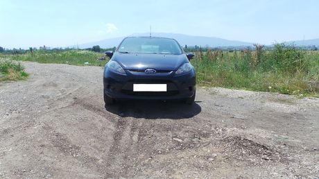 Ford Fiesta 1.6 ECOnetic  '09 - 0 EUR
