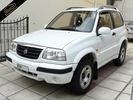 Suzuki Grand Vitara Facelift 1.6 3d