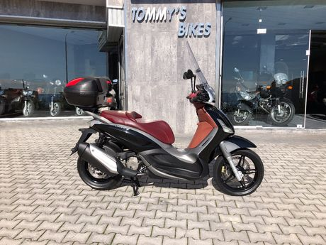 Piaggio  BEVERLY 350 SPORT TOURING  ABS '12 - 3.800 EUR