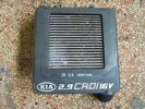 Intercooler Kia Carnival I (Facelift) 2.9CRDi 106kW 144PS (J3) 2001-06