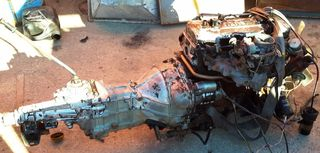ISUZU KB20/25 KB26 UTE ENGINE G161 MODEL 1974 82 87 USED