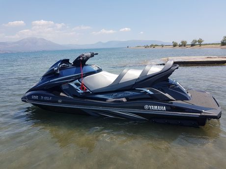 Yamaha  FX CRUISER HIGH OUTPUT 1,8 '16 - € 14.200 EUR (Συζητήσιμη)