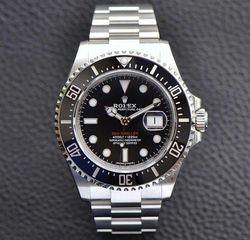 9934709407 Rolex Sea Dweller 50th Year Edition 43mm Επετειακό Replica κορυφαίας  ποιότητας!
