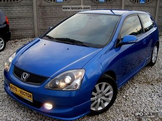 HONDA CIVIC 1,6 sport