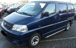 Toyota Hiace 4X4 D4D TURBO DIESEL INTERCOOL