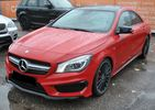 Mercedes-Benz CLA 45 AMG PANORAMA/COMMAND/CAM/NIGHT/PAC