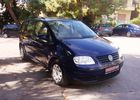 Volkswagen Touran 1.6FSI 115PS Εξατάχυτο