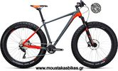 Cube  Nutrail grey´n´flashred '18 - 1.800 EUR