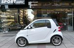 Smart ForTwo TURBO 84PS F1  BRABUS PAKET
