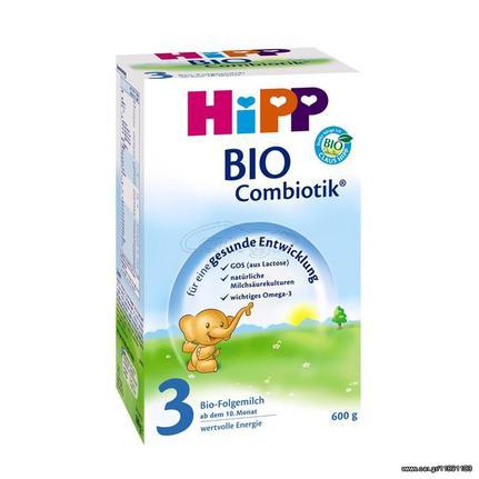 06e5c240701 Hipp Βιολογικό Γάλα 3 ( από το 12ο μήνα) 600g - € 17 EUR - Car.gr