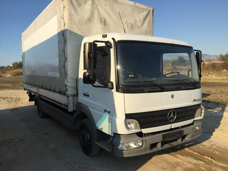 Mercedes-Benz  818 ATEGO CLIMA FULL EXTRA '08 - € 9.500 EUR