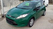 Ford Fiesta  ecohetic euro5