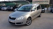 Skoda Roomster ΠΑΝΟΡΑΜΙΚΑ*FULL EXTRA