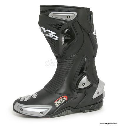 d9ce4dce61a Μπότες Μοτοσυκλέτας W2 Boots MISANO Μαύρες ΠΡΟΣΦΟΡΑ - € 149 EUR - Car.gr