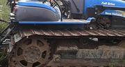 NEW HOLLAND TREKKER TK100 BERCO STEEL TRACKS - BERCO ΜΕΤΑΛΛΙ...