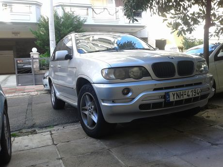 Bmw X5 FULL EXTRAS '06 - 11.400 EUR (Συζητήσιμη)