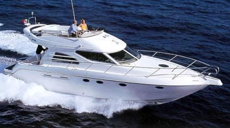 Cranchi  40 ATLANTIQUE FLYBRIDGE '04 - 135.000 EUR