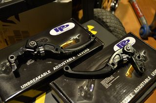 PP TUNING LEVERS HAYABUSA,B-KING