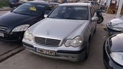 Mercedes-Benz C 200 1.8 KOMPRESSOR AUTOMATIC