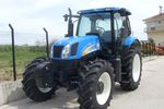 New Holland  TS 115 A SUPER STEER