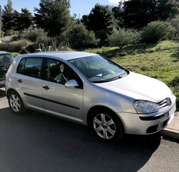 Volkswagen Golf TSI 140PS '08 - 5.500 EUR