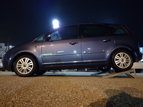"Ford C-Max ""GHIA"" plus DVD  '05 - 5.550 EUR (Συζητήσιμη)"