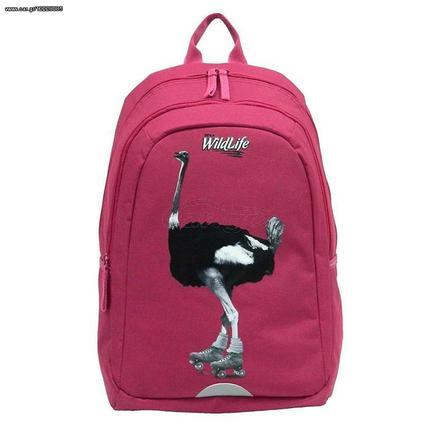 13fc011762 Bagtrotter τσάντα ροζ στρουθοκάμηλος με 2 θήκες - € 21 EUR - Car.gr