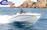 Quicksilver  755 OPEN+VERADO225+ΤΡΕΙΛΕΡ