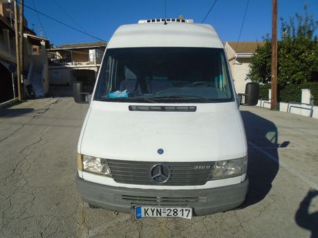 Mercedes-Benz  312D SPRINTER.ψυγειο '98 - 3.500 EUR