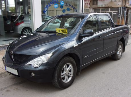 SsangYong  ACTYON SPORTS 4X4 4DOOR '08 - 9.900 EUR