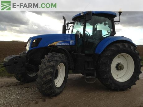 New Holland  T7030 '08 - € 47.000 EUR