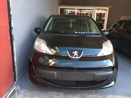 Peugeot 107 AUTOMATIC FULL EXTRA '07 - 4.900 EUR