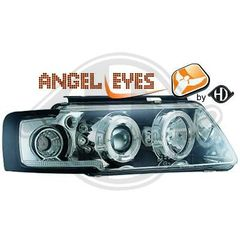 VW PASSAT ANGEL EYES CHROME / ΧΡΩΜΙΟ