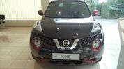 Nissan Juke 1.5 DCI ACENTA EXT RED