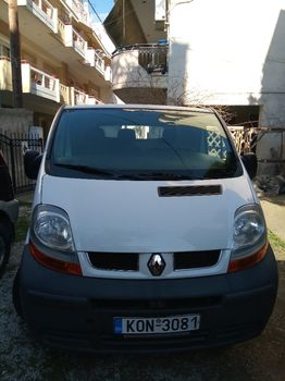 Renault  TRAFIC 2,5DCI-140PS-A/C-2 συρω '04 - 6.200 EUR