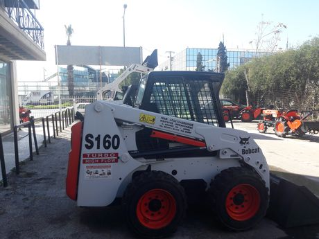 Bobcat  S160 Turbo High Flow  '04 - 0 EUR