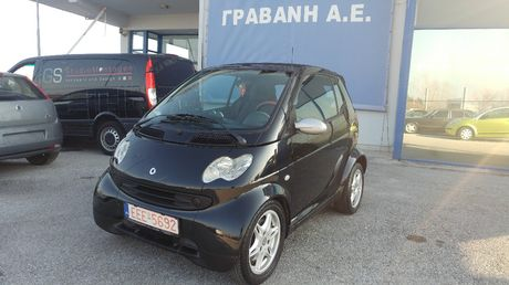 Smart ForTwo PASSION '03 - 2.990 EUR