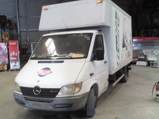 Mercedes-Benz  sprinter 416 CDI (ABS)