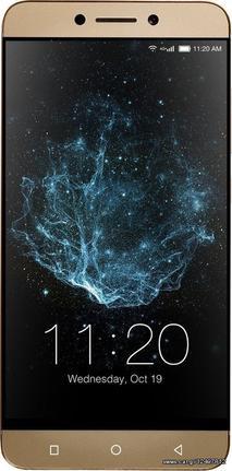 LeEco LeTV Le S3 X626 Android Phone 5 5 '' FHD, 4G,- Deca-Core Helio X20 ,  4GB RAM,32GB ROM, Dual Sim, 8MP /16MP Cameras, Χρυσό - € 193,70