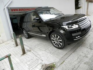 Land Rover Range Rover Panorama Head up Bosganas