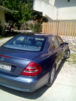 Mercedes-Benz E 200 Compressor '04 - 9.500 EUR (Συζητήσιμη)