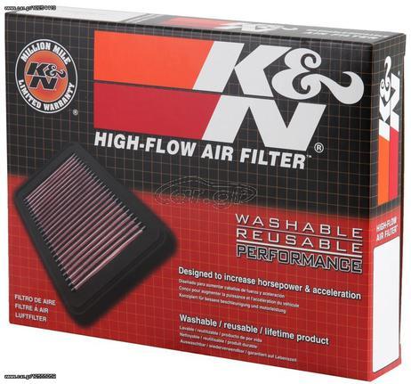 K/&N Panel Air Filter FOR HONDA XL650V TRANSALP 650 HA-6501