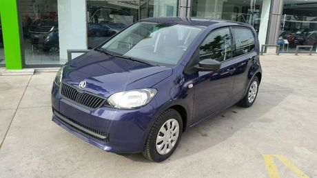Skoda Citigo 1.0 60HP ACTIVE 5DOORS '16 - 7.700 EUR
