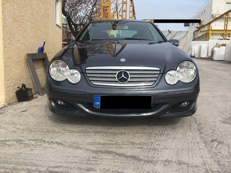 Mercedes-Benz C 200 AVANTGARDE AUTOMATIC '07 - 12.500 EUR