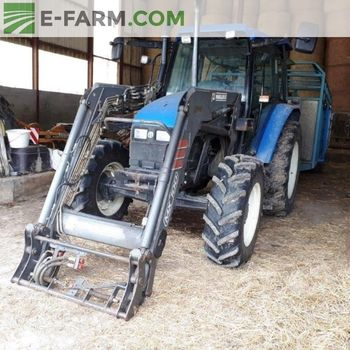 New Holland  TS100 '03 - 18.500 EUR