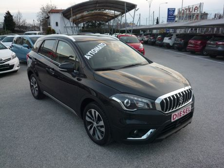 Suzuki SX4 S-Cross ALL GRIP 4X4 AUTOMATIC '16 - 23.500 EUR
