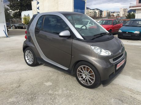 Smart ForTwo PASSİON ECO FLEX '08 - 4.500 EUR