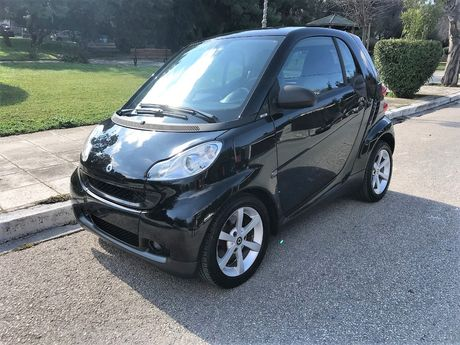 Smart ForTwo PULSE F1 71HP MHD '09 - 6.000 EUR