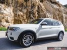 Bmw X3 ΠΡΟΣΦΟΡΑ! SDRIVE 18D+BOOK+NAVI