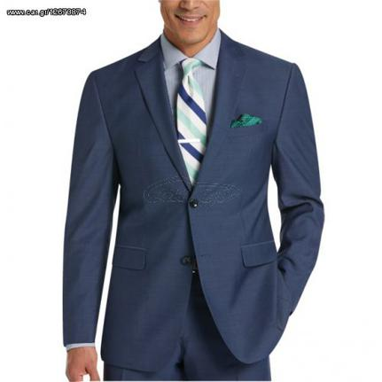 Ανδρικό Κοστούμι Μπλε Ραφ Παλιά Σχεδίαση. 1   1 089ecdddc3f